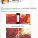Libro: 100 Artistas Contemporáneos 2008-2009 Carolina Jaramillo