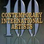 Libro: 100 Artistas Contemporáneos 2007-2008 Carolina Jaramillo