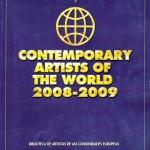 Libro: 100 Artísticas Contemporáneos 2008-2009 Carolina Jaramillo